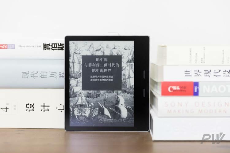 Amazon Kindle Oasis 2017 Photo by Hao Ying-6